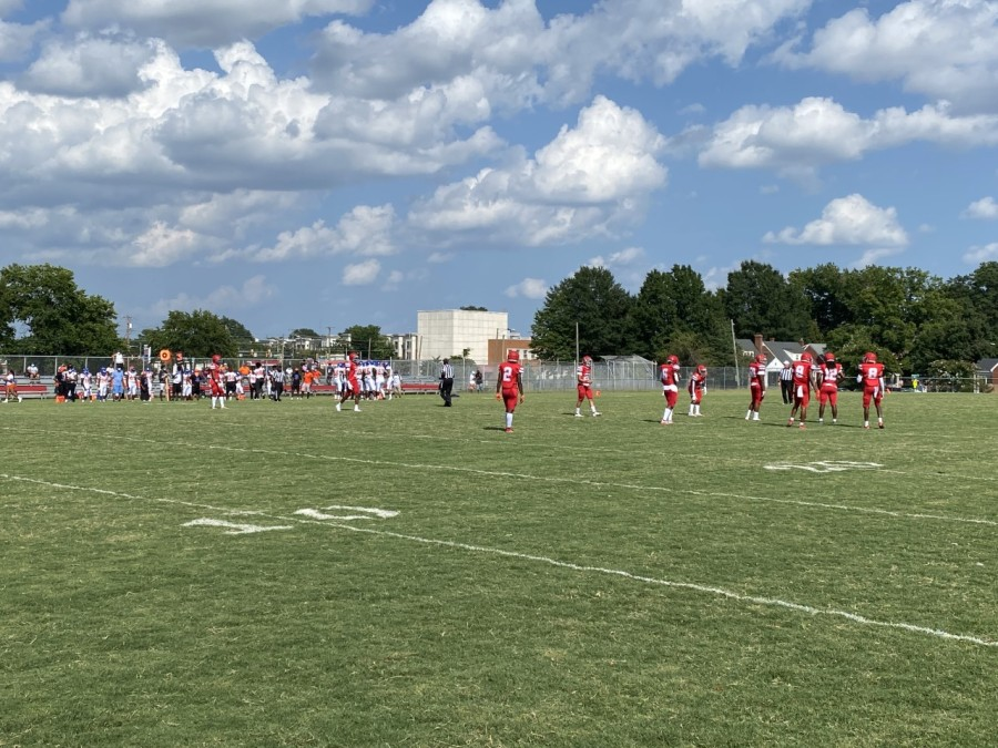 Armstrong at Thomas Jefferson high school football