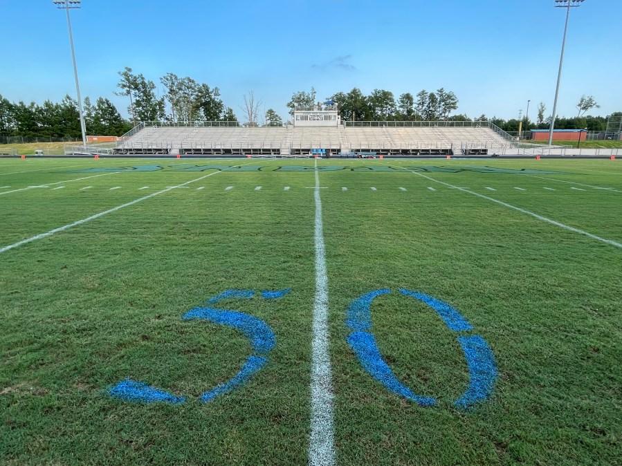 Cosby High School football field
