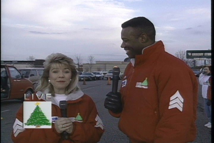 Lisa Schaffner and Kevin Freeman from WRIC 8News