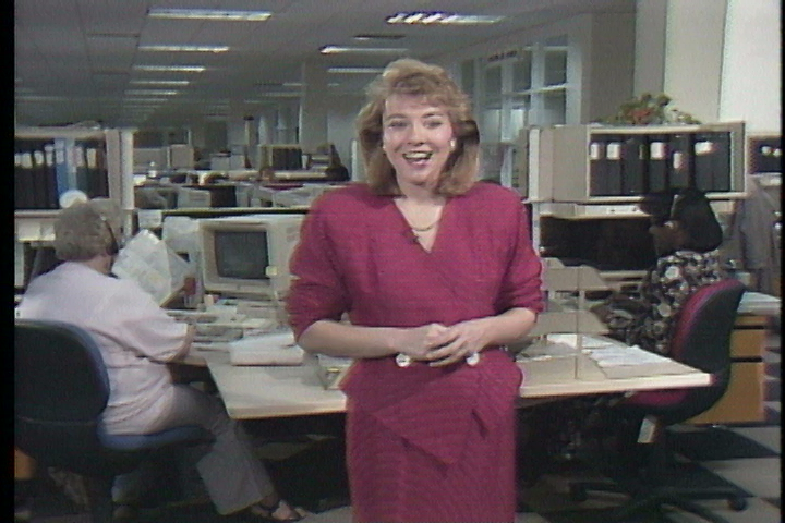 Lisa Schaffner from her time working at WRIC 8News