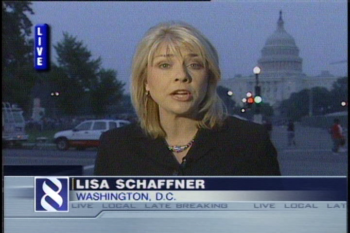 Lisa Schaffner from WRIC 8News