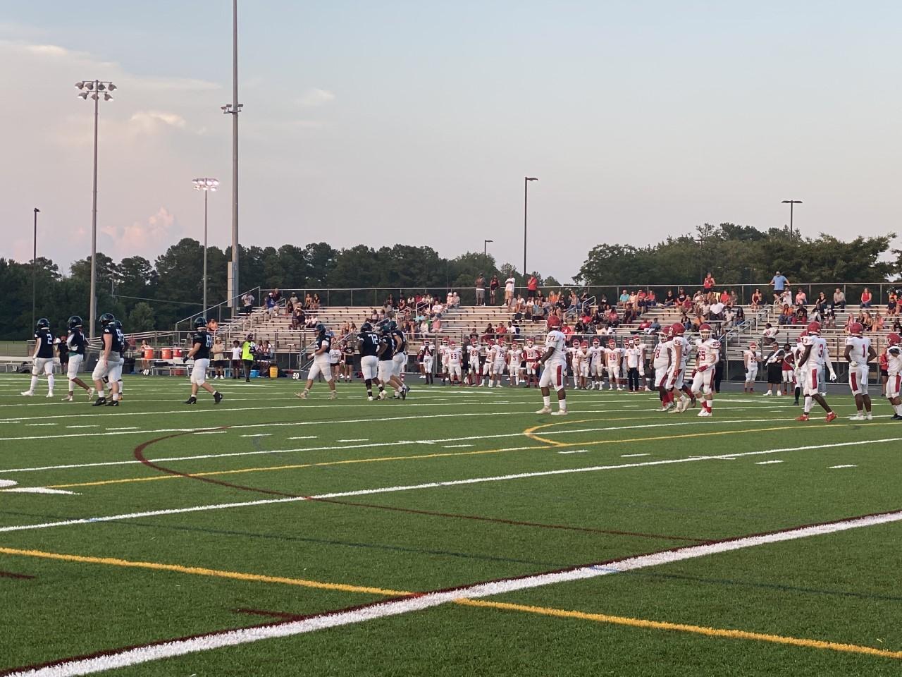 Matoaca at Glen Allen high school football