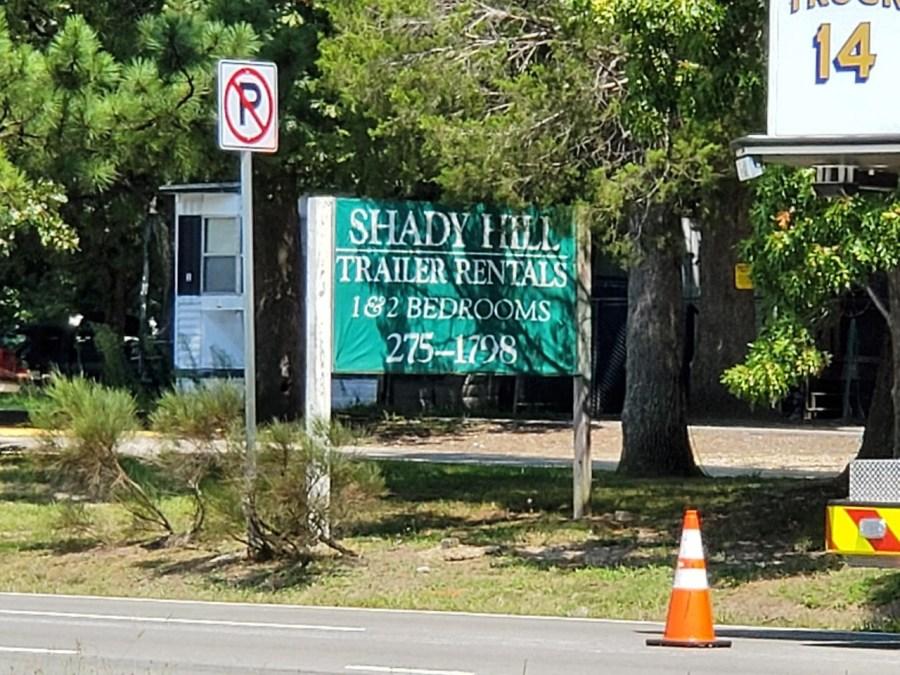 shady hill trailer park