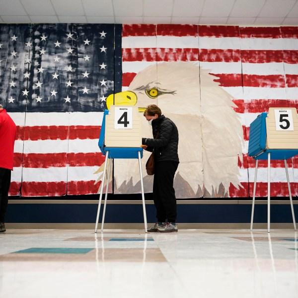 Election 2020 Virginia