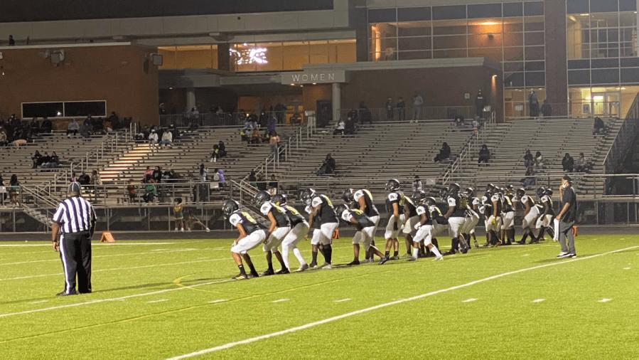 Huguenot High School football
