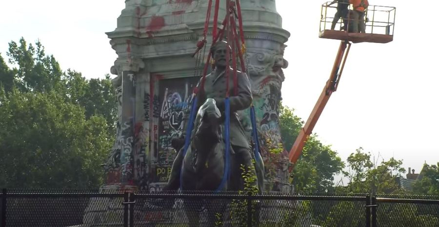 lee statue removal
