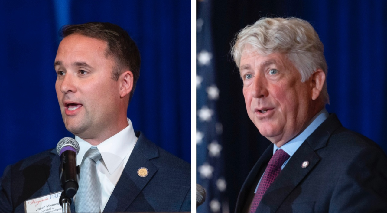 Herring holds lead over Miyares in race for Virginia attorney general, new poll finds