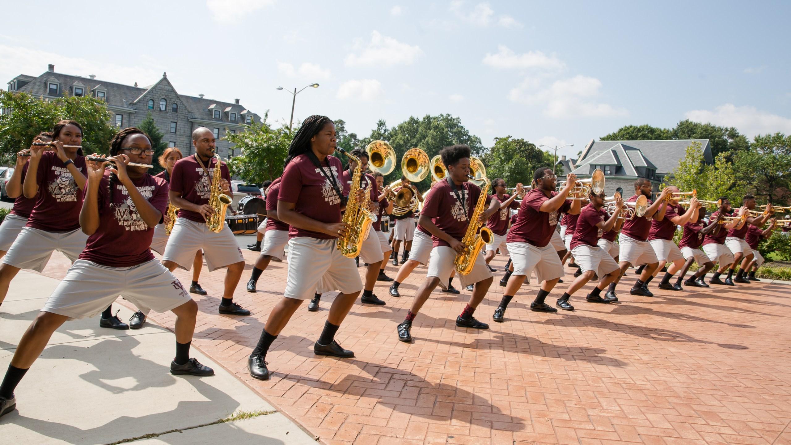 VUU Marching Band (1)