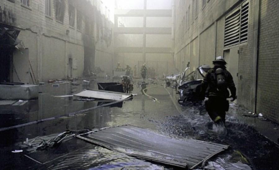 A look inside the Pentagon following the 9/11 terrorist attacks