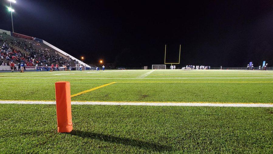 Hermitage high school football field