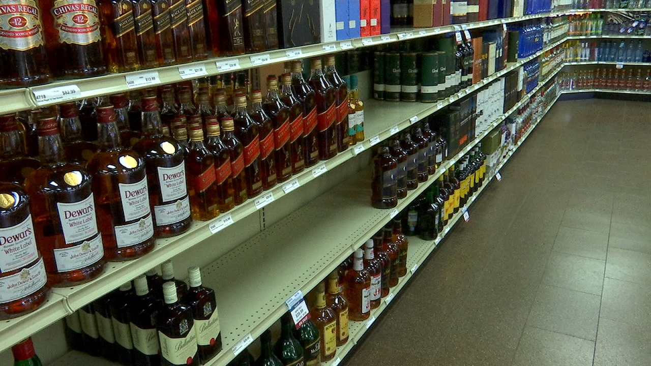 Virginia ABC liquor shortage