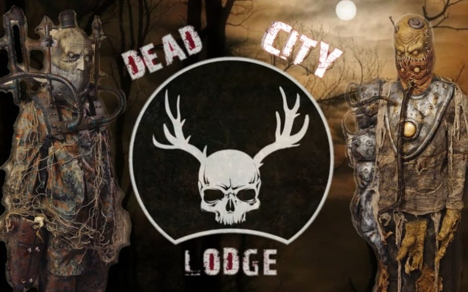 dead city lodge haunted trail