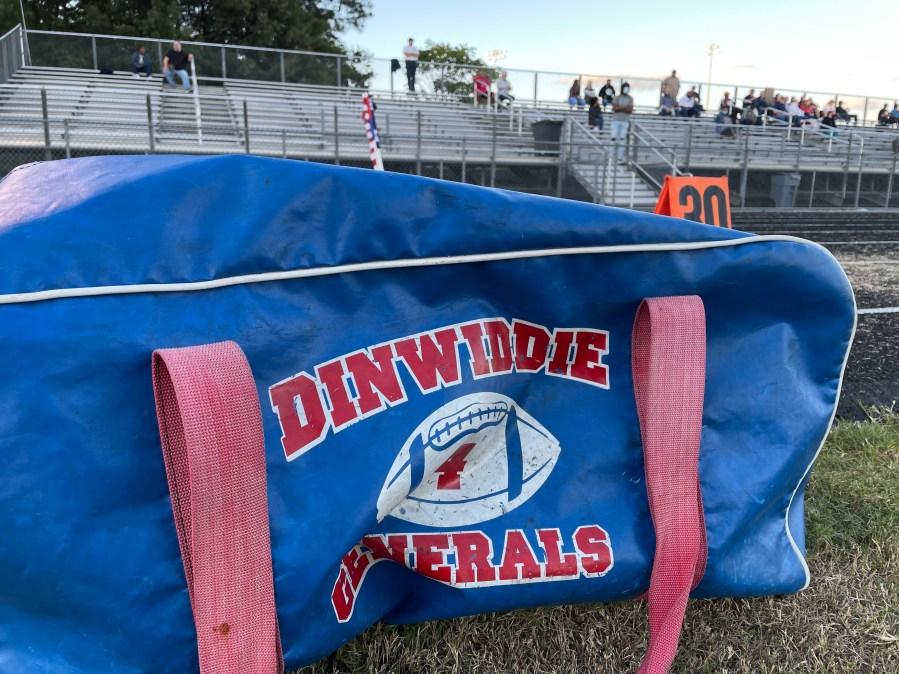 Dinwiddie High School Bag