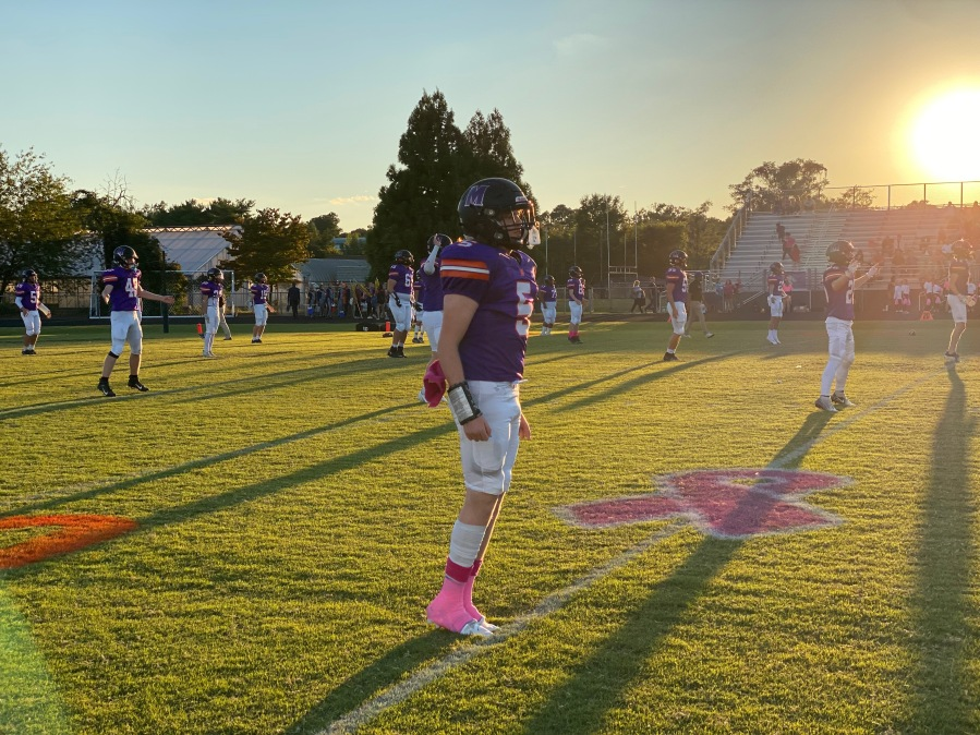 Mechanicsville High School football