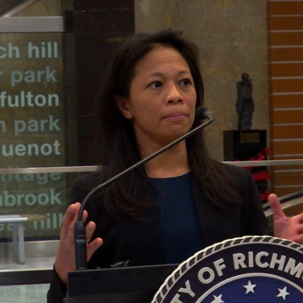 Richmond City Health District Dr. Melissa Viray