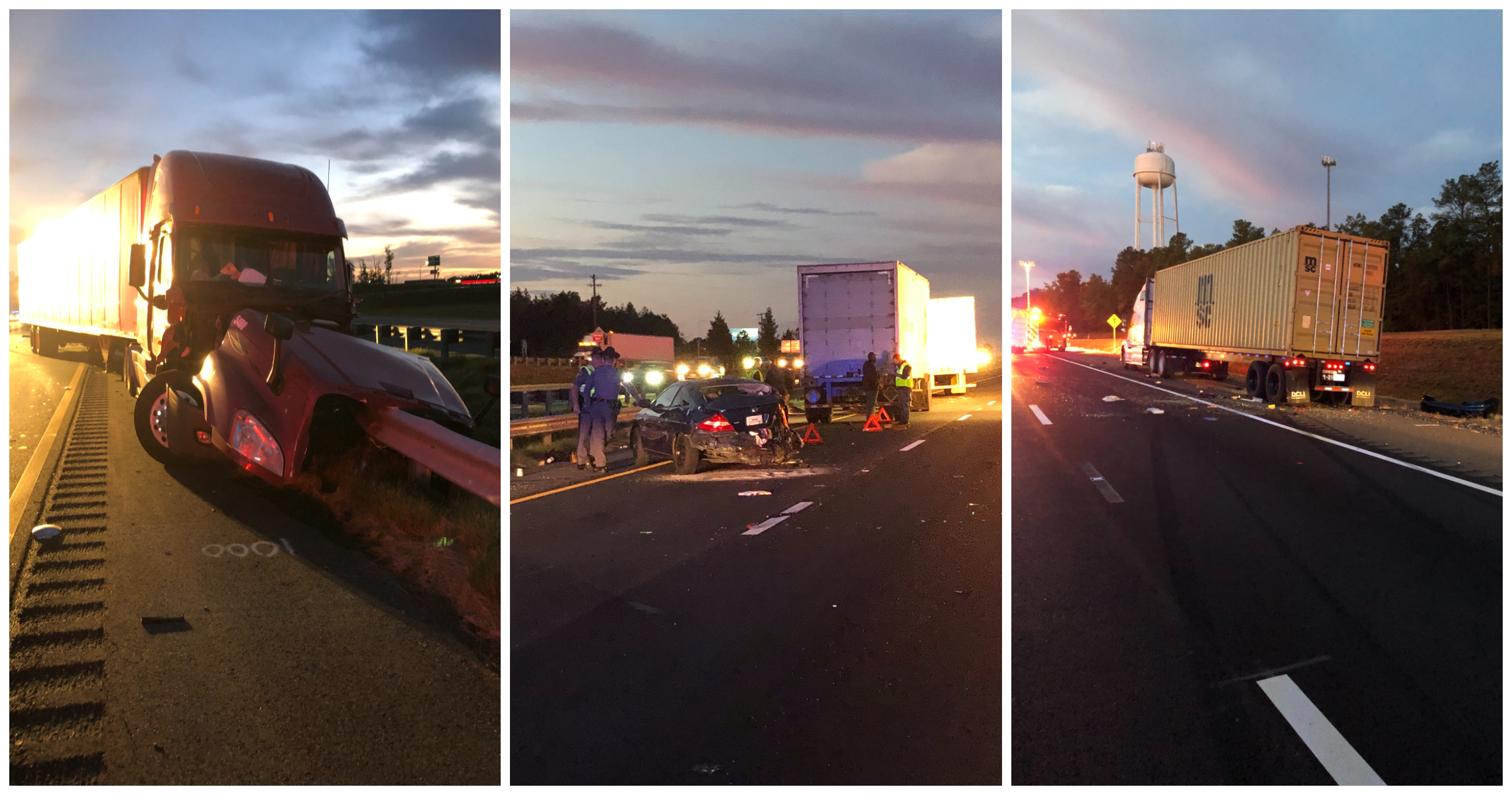 Photos from spotsy crash