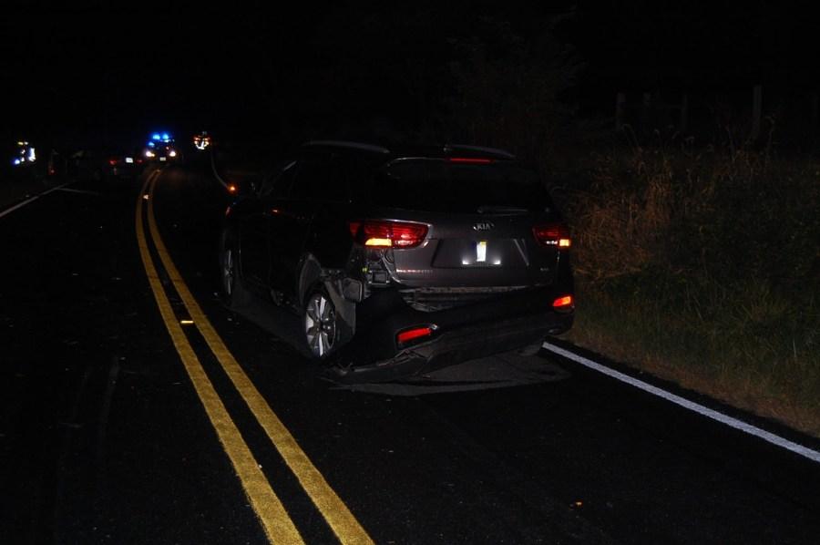 Man killed in Louisa crash