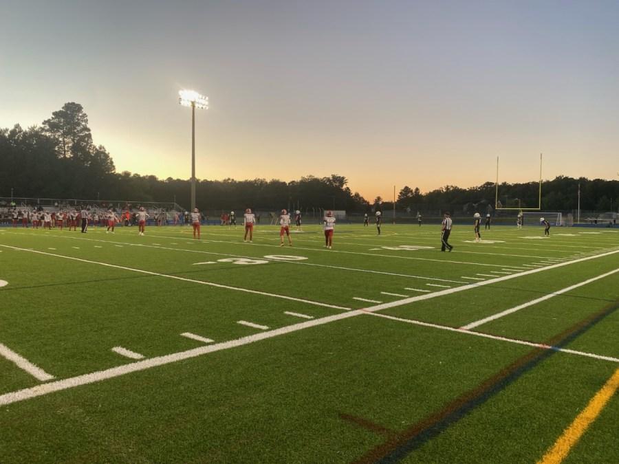 Thomas Jefferson High School Kickoff